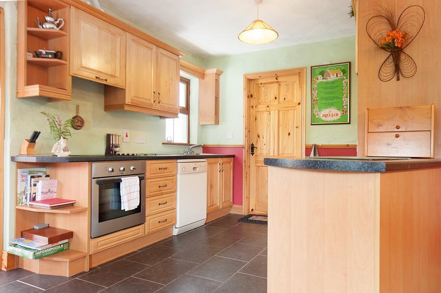 Wohnen im Burren Cottage | Co. Clare | Ferienhäuser in Irland