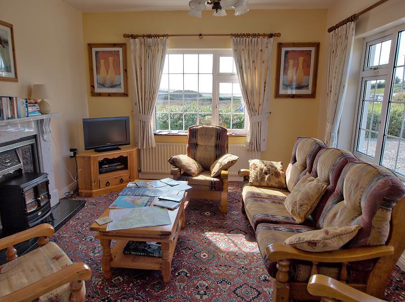 wohnen im ferienhaus doolin breeze cottage ferienh user in irland. Black Bedroom Furniture Sets. Home Design Ideas