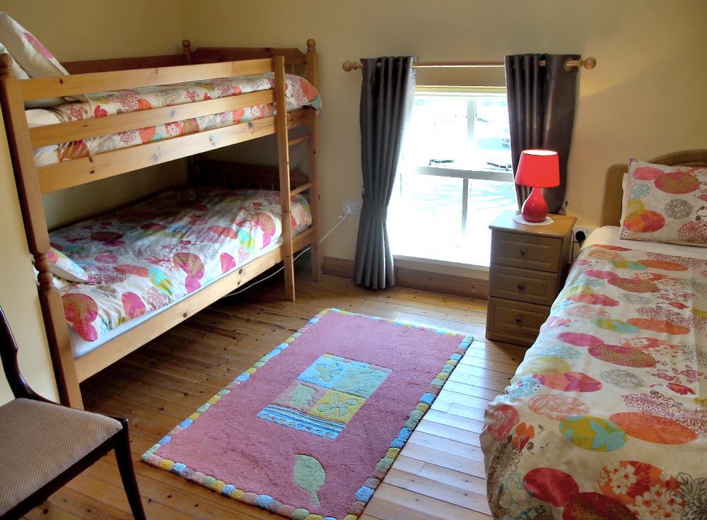 Lyne\'s Ferienhausvermietung Cottage 2 in Brandon Dingle Co. Kerry Irland