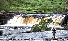 La pêcheà Connemara