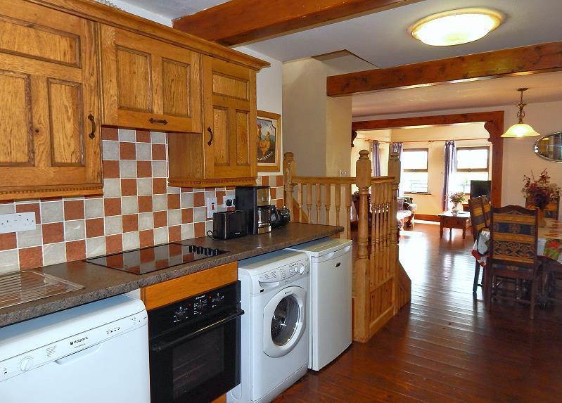 wohnen im doughmore house doonbeg co clare ferienh user in irland. Black Bedroom Furniture Sets. Home Design Ideas