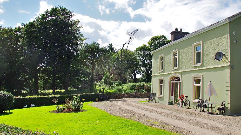wohnen im shannon view labasheeda ferienh user in irland. Black Bedroom Furniture Sets. Home Design Ideas